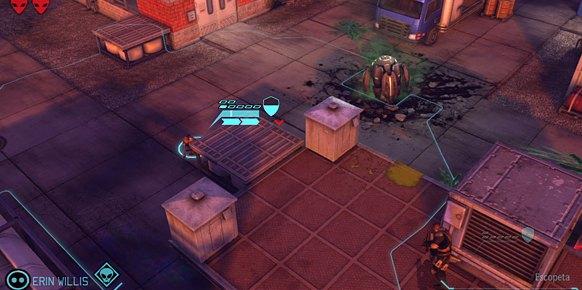 XCOM Enemy Unknown PS3