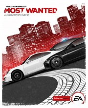 Carátula de Need for Speed Most Wanted - PC