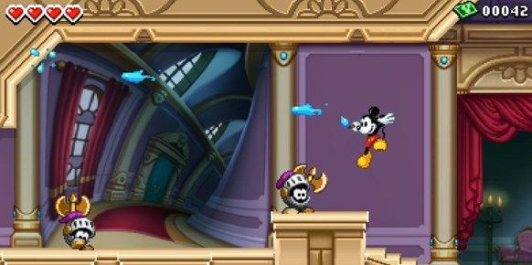 Epic Mickey Mundo Misterioso: Epic Mickey Mundo Misterioso: Primer contacto
