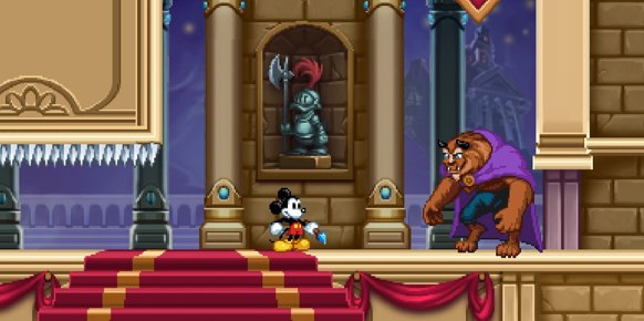 Epic Mickey Mundo Misterioso 3DS
