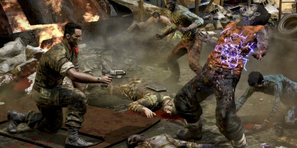 Dead Island Ryder White PS3
