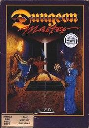 Carátula de Dungeon Master - Amiga