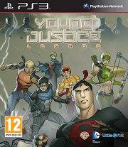 Carátula de Young Justice: Legacy - PS3