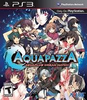 Carátula de Aquapazza: Aquaplus Dream Match - PS3