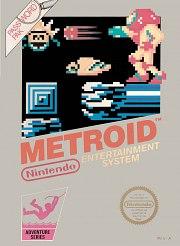 Carátula de Metroid - NES