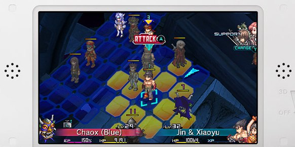 Project X Zone A Lethal Surprise análisis
