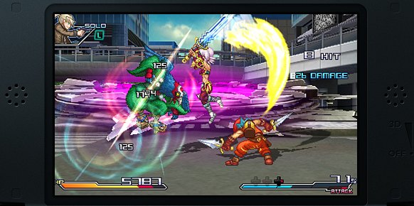 Project X Zone A Lethal Surprise: Project X Zone A Lethal Surprise: Impresiones jugables