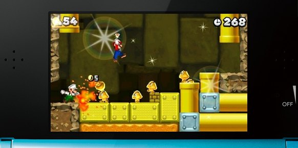New Super Mario Bros 2: New Super Mario Bros 2: Impresiones E3 2012