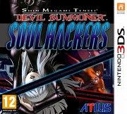 Carátula de Devil Summoner: Soul Hackers - 3DS