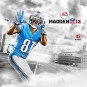 Carátula de Madden NFL 13 - PS3