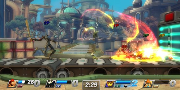 PlayStation All-Stars Battle PS3