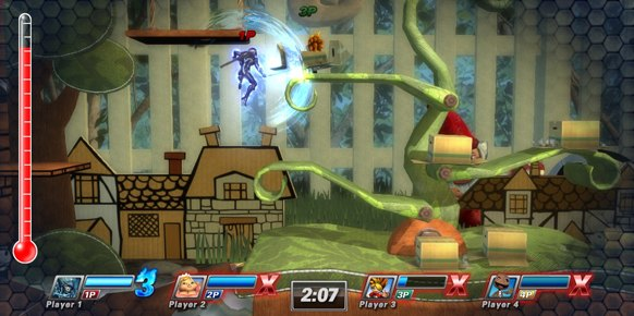PlayStation All-Stars Battle