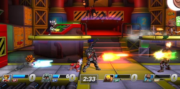 PlayStation All-Stars Battle análisis