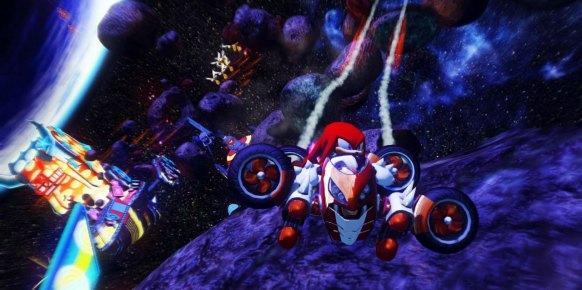 Sonic & All-Stars Transformed análisis
