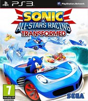 Carátula de Sonic & All-Stars: Transformed - PS3
