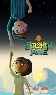 Carátula de Broken Age - PS4