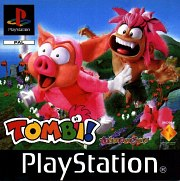 Carátula de Tombi! - PS1