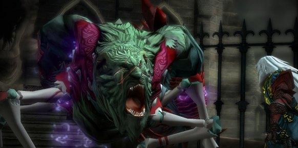 Castlevania Mirror of Fate Xbox 360