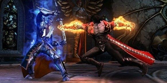 Castlevania Mirror of Fate: Castlevania Mirror of Fate: Impresiones jugables