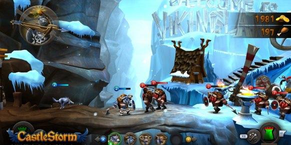 CastleStorm Xbox 360