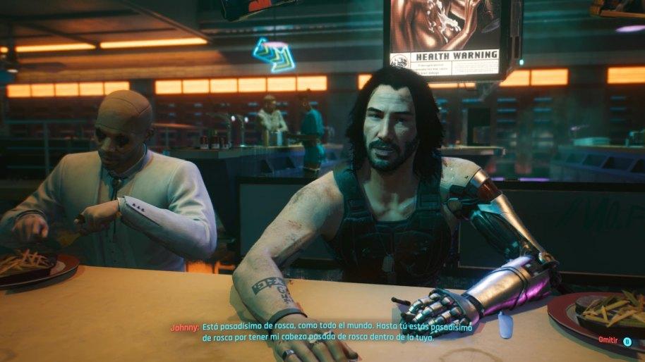 Cyberpunk 2077 análisis