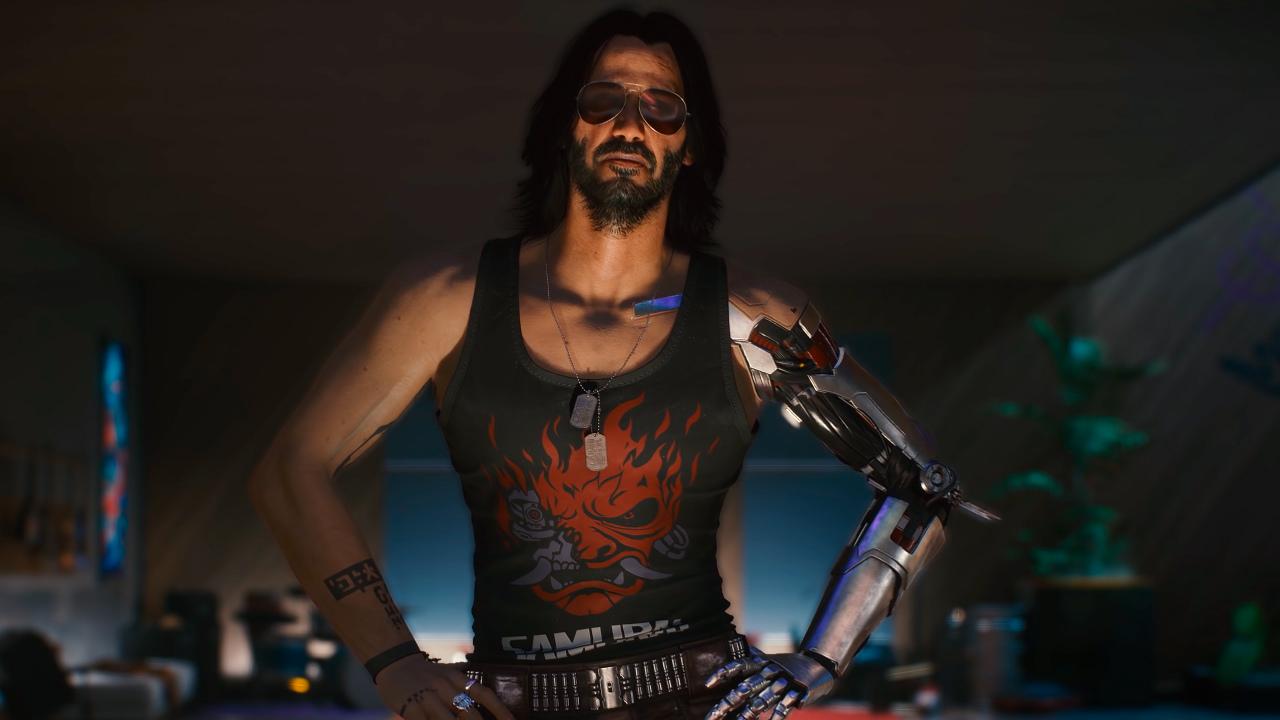 Cyberpunk 2077 hablará en profundidad del personaje de Keanu Reeves en el próximo Night City Wire