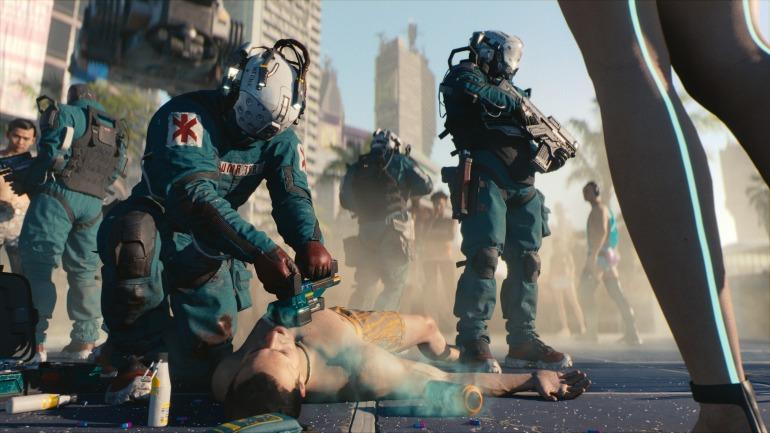 En imagen, un redactor de 3DJuegos siendo reanimado tras conocer la noticia.