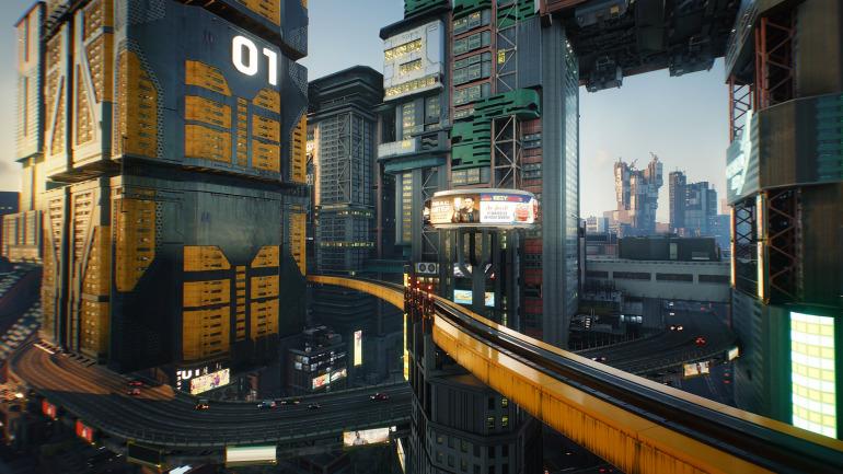 Imagen de Cyberpunk 2077