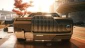 Cyberpunk 2077 nos deja un vistazo a sus vehículos: Rides of the Dark Future