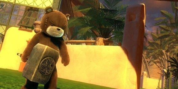 Naughty Bear Panic in Paradise análisis