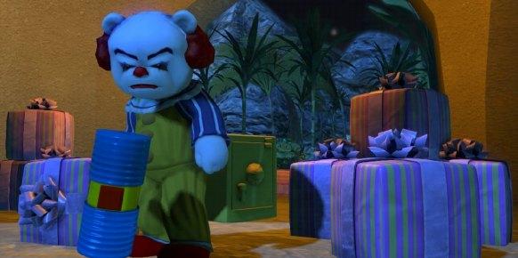 Naughty Bear Panic in Paradise PS3