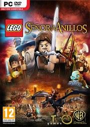 Carátula de LEGO El Señor de los Anillos - PC