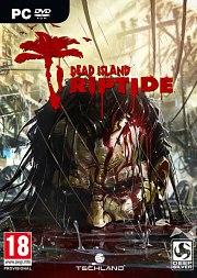 Carátula de Dead island: Riptide - PC