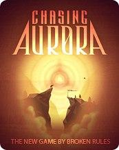 Carátula de Chasing Aurora - Wii U