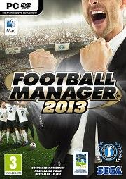Carátula de Football Manager 2013 - PC