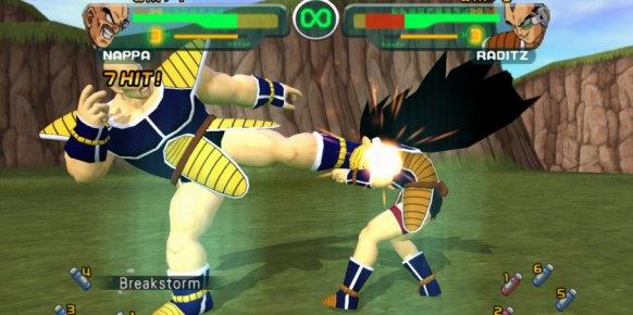 Dragon Ball Z Budokai HD Xbox 360