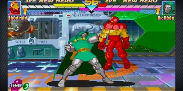 Marvel vs. Capcom Origins PS3