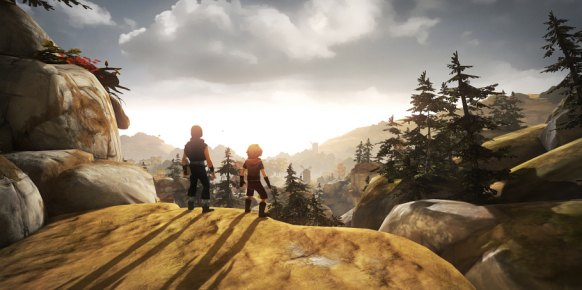 Brothers A Tale of Two Sons análisis