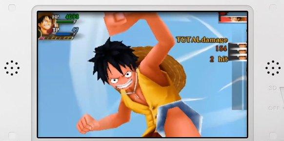 One Piece Romance Dawn: One Piece Romance Dawn: Impresiones Jugables