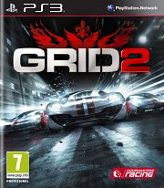 Carátula de GRID 2 - PS3