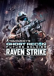 Carátula de Future Soldier - Raven Strike - PS3