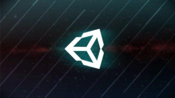 Logo de Unity.