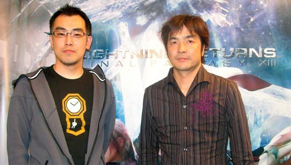 Lightning Returns FF XIII: Lightning Returns FF XIII: Entrevista: Motomu Toriyama y Yuji Abe