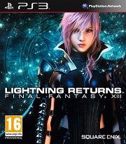 Carátula de Lightning Returns: FF XIII - PS3