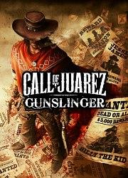 Carátula de Call of Juarez: Gunslinger - PS3