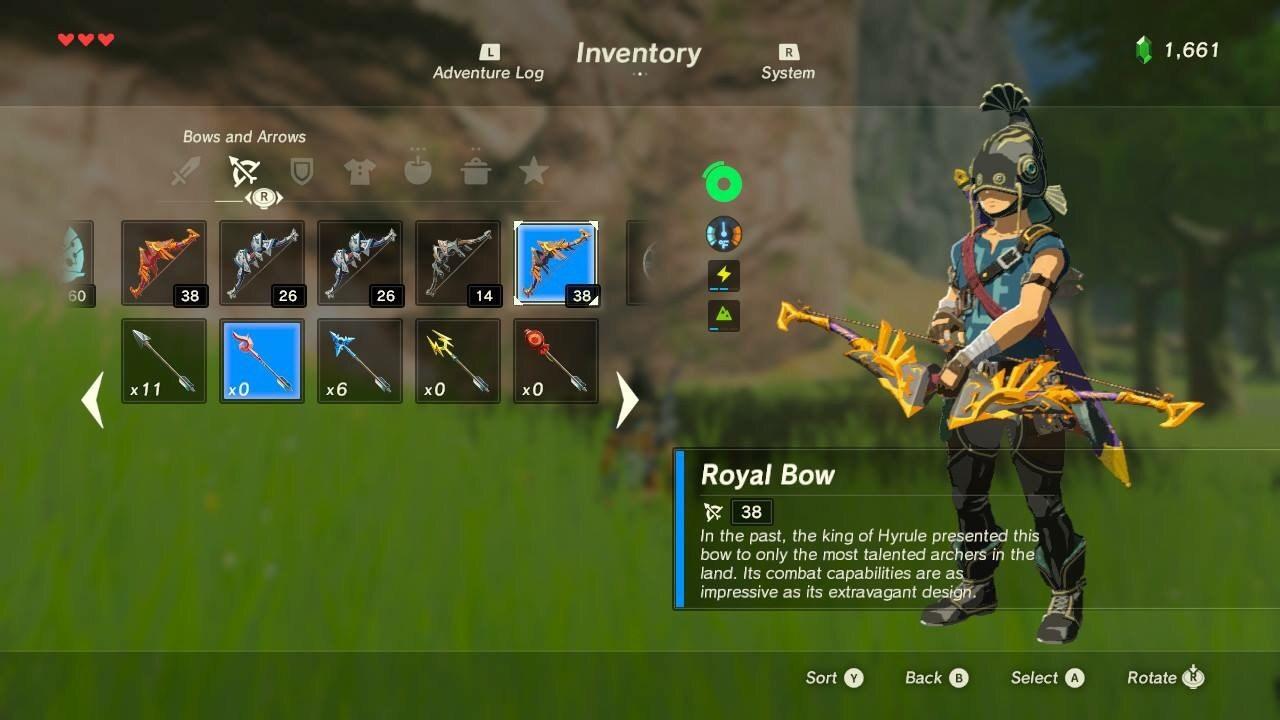 Imagen de Zelda: Breath of the Wild