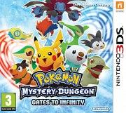 Carátula de Pokémon: Portales al Infinito - 3DS
