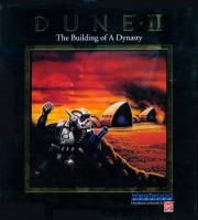 Carátula de Dune II: Battle for Arrakis - Amiga