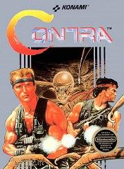 Carátula de Contra - NES