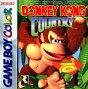 Donkey Kong Country GBC